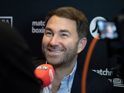 Eddie Hearn mocks Deontay Wilder and reveals advice over Tyson Fury rematch clause