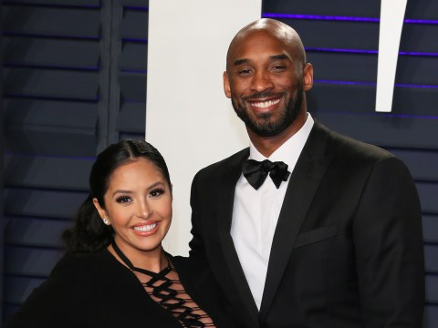 Vanessa Bryant shares heartbreaking Valentine's Day tribute to husband Kobe after tragic death