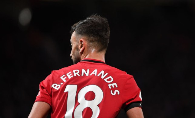 Bruno Fernandes was 'absolutely delighted' with his Manchester United debut