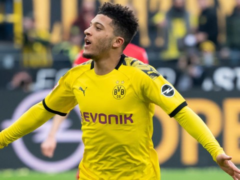 Man Utd and Chelsea on transfer collision course for Jadon Sancho deal
