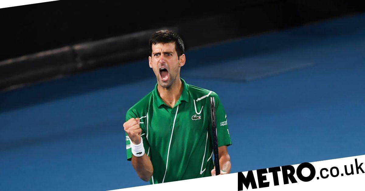 Novak Djokovic makes history by beating Thiem to win eighth Australian Open