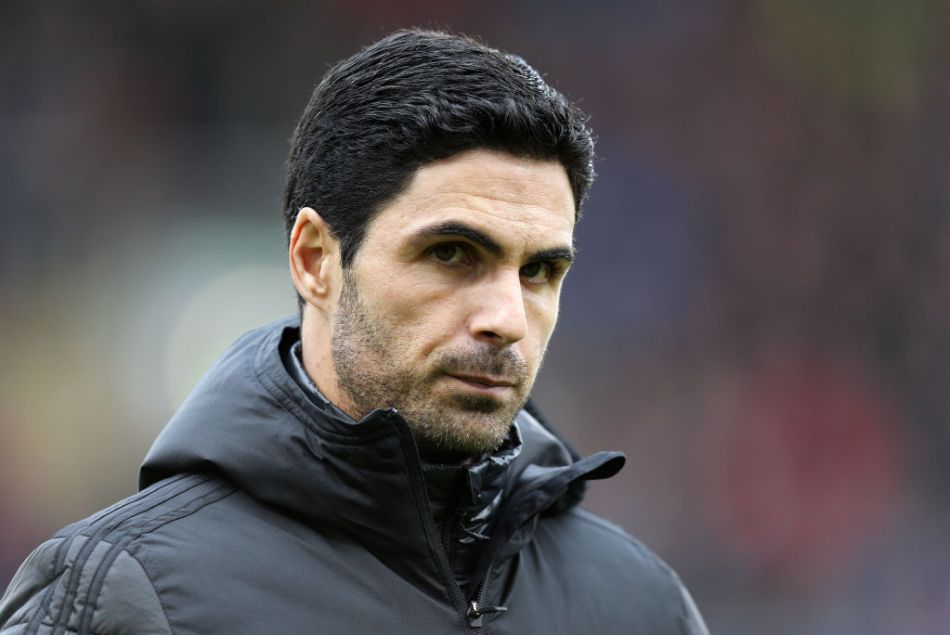 Mikel Arteta is still searching for a second Premier League win as Arsenal boss