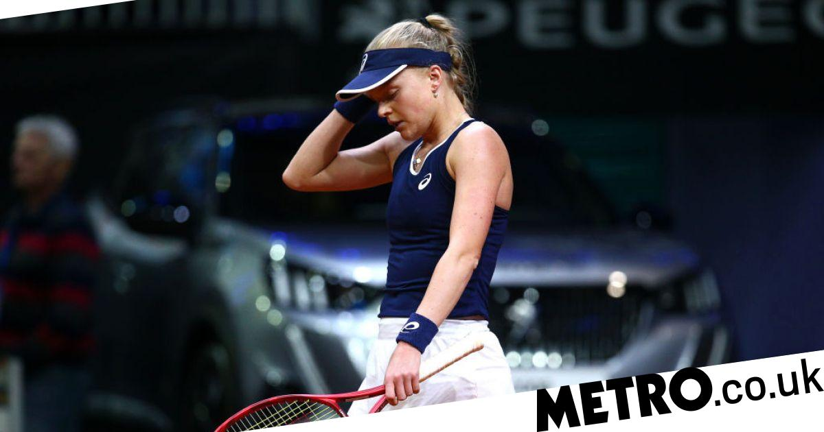 Great Britain fail to reach Fed Cup Finals after Slovakia defeat in Bratislava