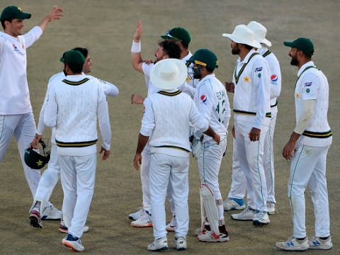 Pakistan bowler Naseem Shah, 16, becomes youngest bowler to take Test hat-trick