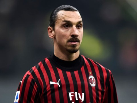 Zlatan Ibrahimovic admits AC Milan 'stopped playing' during Inter defeat