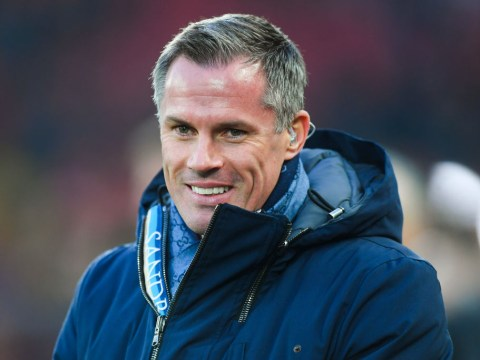 Jamie Carragher rates Arsenal's Champions League hopes after Newcastle thrashing