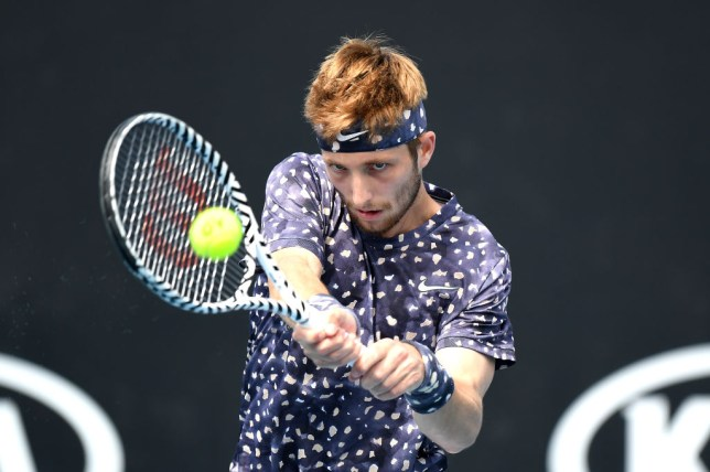 French tennis player has total meltdown but 'fights demons' to win in Cordoba