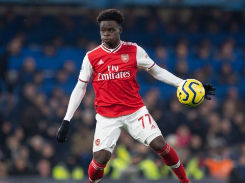 Arsenal struggling to agree new contract with Bukayo Saka who could leave next year