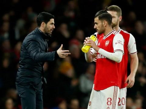 Dani Ceballos reacts to long-awaited Arsenal return as Mikel Arteta rates his performance