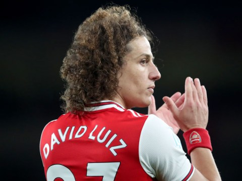 David Luiz confident Arsenal have the 'quality' to win the Europa League