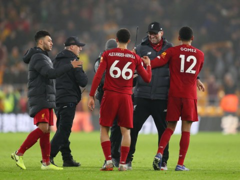 Steve McClaren names the one Liverpool player who would improve Manchester United's treble winners