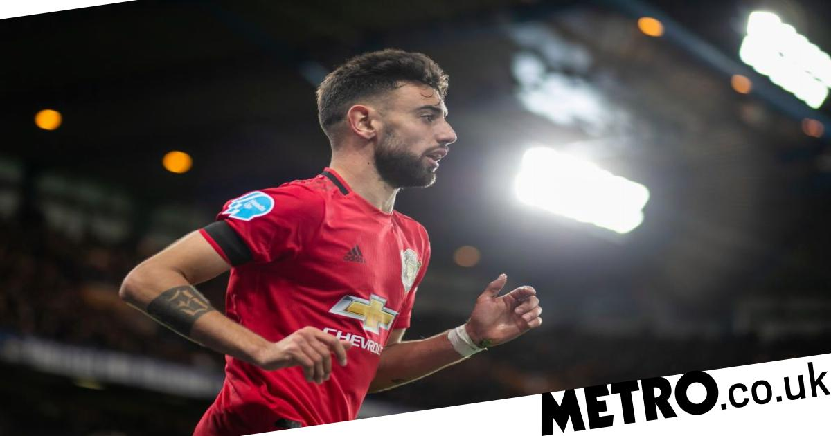 Jaap Stam compares Bruno Fernandes to Manchester United legend Paul Scholes