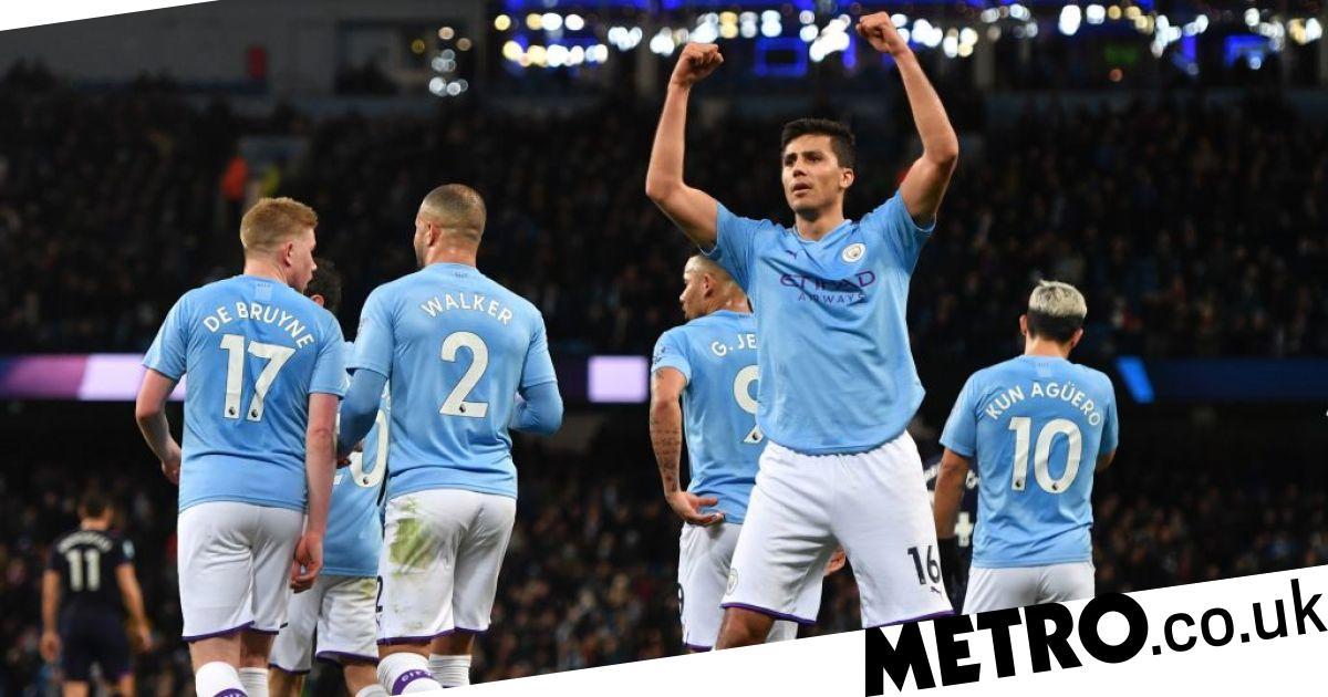 Man City ace Rodri embarrasses West Ham as he sets Premier League record