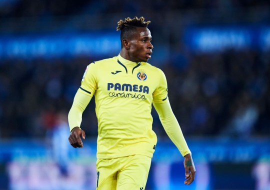 Winger Chukwueze is on the radar of multiple Premier League clubs (Picture: Getty Images)