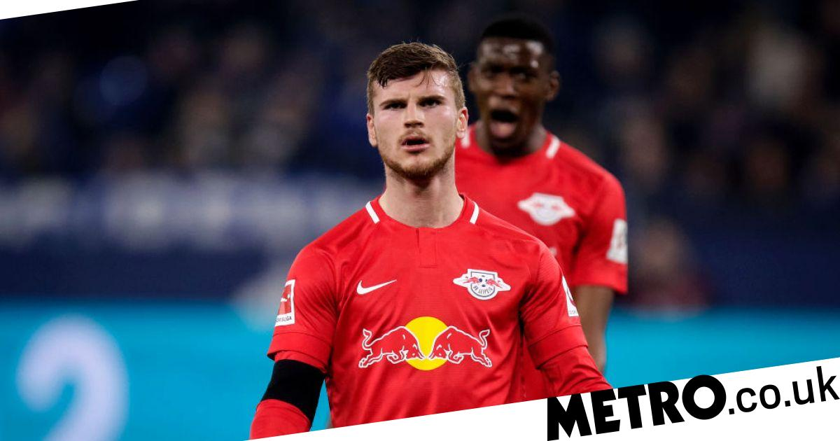 Timo Werner bigs up Liverpool transfer amid £60m links