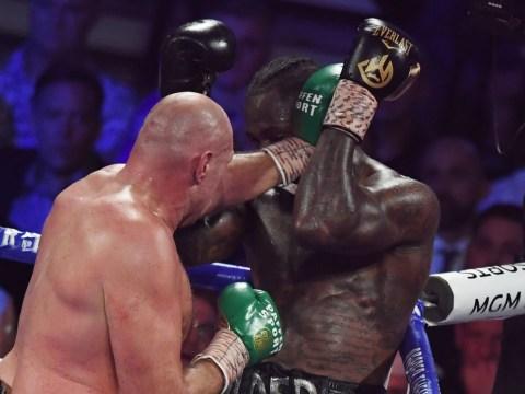 Tyson Fury's ex-trainer Ben Davison blasts glove tampering allegations against Deontay Wilder