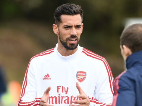 Arsenal signing Pablo Mari raves about 'incredible' team-mate Gabriel Martinelli