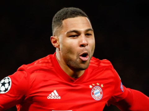 Serge Gnabry trolls Chelsea after Bayern Munich's Champions League win