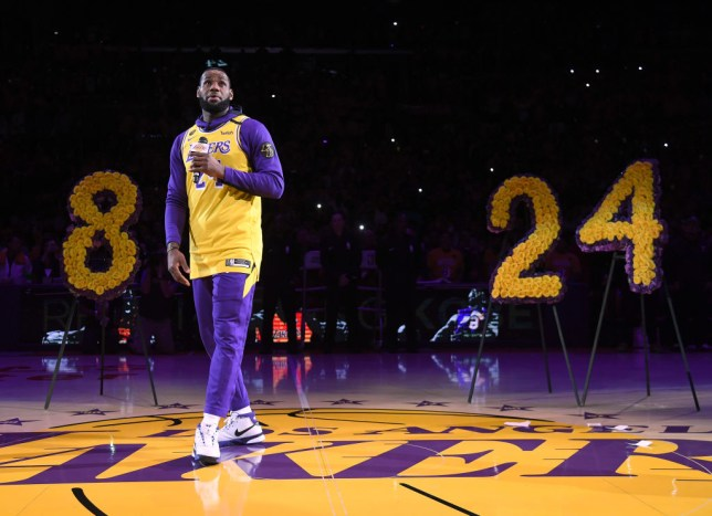 LeBron James spoke ahead of LA Lakers taking on the Portland Trail Blazers