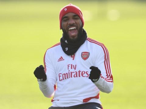 Alexandre Lacazette promises a big improvement at Arsenal under MIkel Arteta