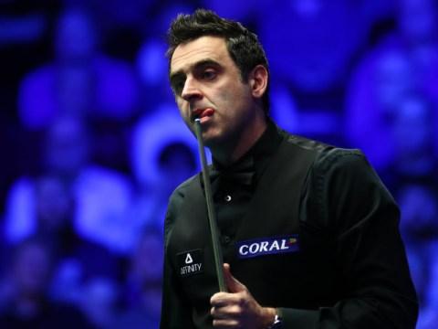 Ronnie O'Sullivan explains why Graeme Dott is favourite to beat him at the World Grand Prix