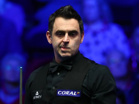 Chinese snooker players panicking over 'crazy' Boris Johnson, claims Ronnie O'Sullivan