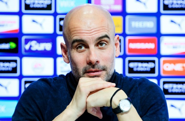 Pep Guardiola has been Manchester City boss since 2016 (Picture: Getty Images)