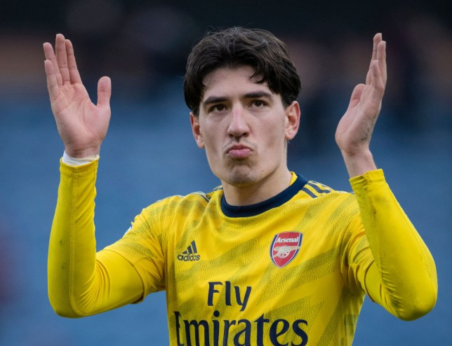 Hector Bellerin claims Arsenal could be 'more effiecient' in front goal