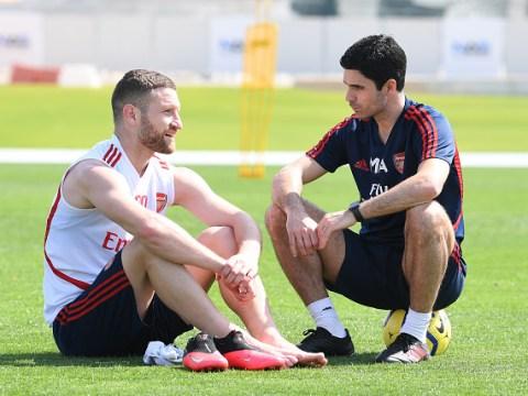 Ian Wright hails Mikel Arteta for resurrecting Shkodran Mustafi's Arsenal career