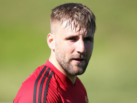 Luke Shaw claims Arsenal don't face the same scrutiny as Manchester United