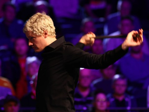 Neil Robertson says winning Welsh Open is impossible a he struggles with grueling schedule