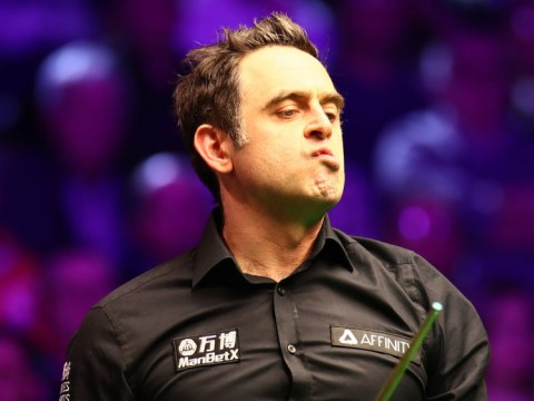 Ronnie O'Sullivan 'wants to keep smothering himself in snooker mustard'