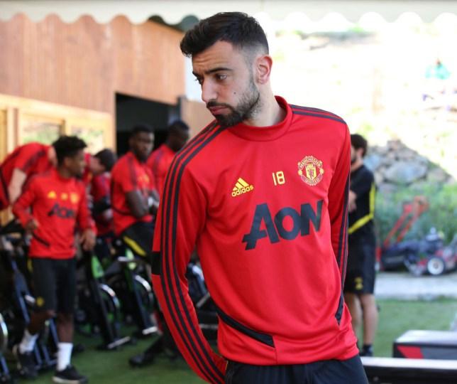 Luis Figo has praised Manchester United's transfer move for Bruno Fernandes