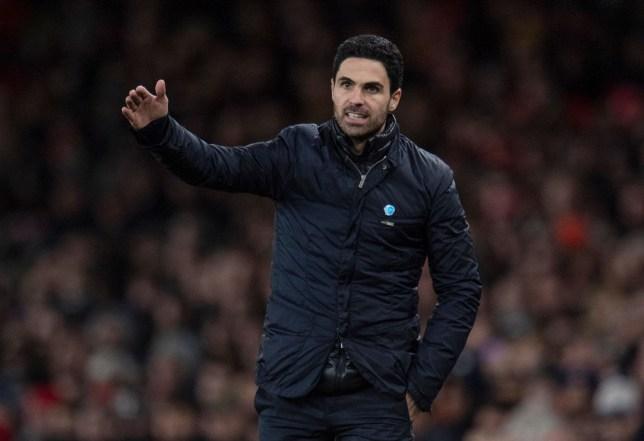 Mikel Arteta spera che l'Arsenal riesca a cavalcare in ritardo e conquistare il quarto posto al Chelsea
