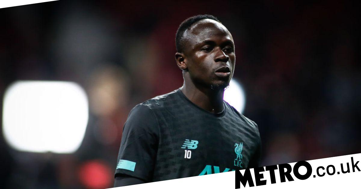 Jurgen Klopp explains why Sadio Mane was subbed at half-time in Liverpool defeat