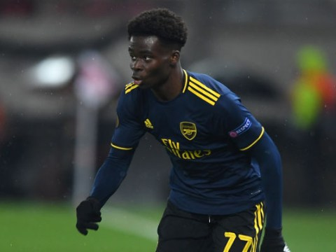 Martin Keown sends message to Arsenal over Bukayo Saka contract talks