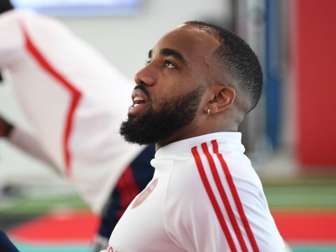 Alexandre Lacazette has agreement with Arsenal board over transfer exit