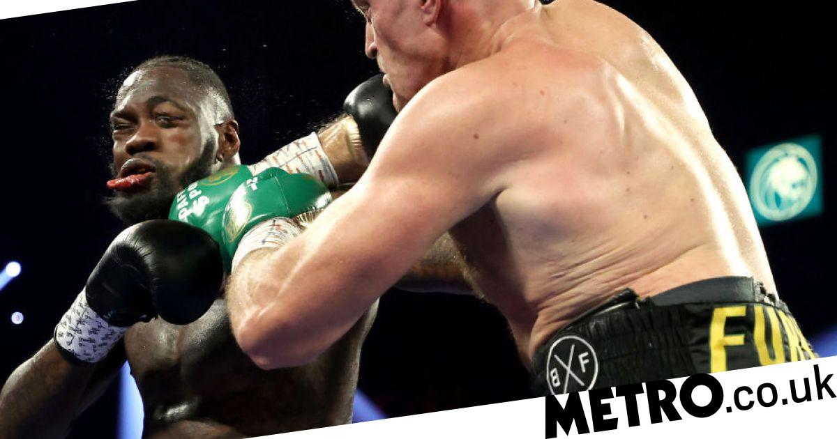 Deontay Wilder taken to hospital after defeat to Tyson Fury - metro