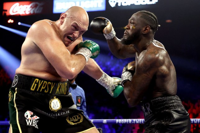 Deontay Wilder says he will take a third fight with Tyson Fury