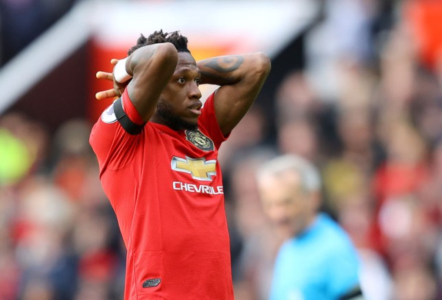 Fred is set to miss Manchester United's clash against Club Brugge