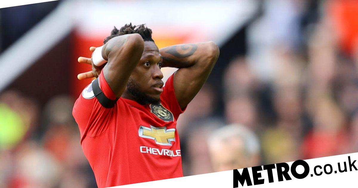 Manchester United star Fred set to miss Europa League clash against Club Brugge
