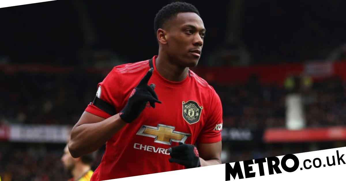 Louis Saha identifies the area Anthony Martial must improve to become 'world class' - Metro.co.uk