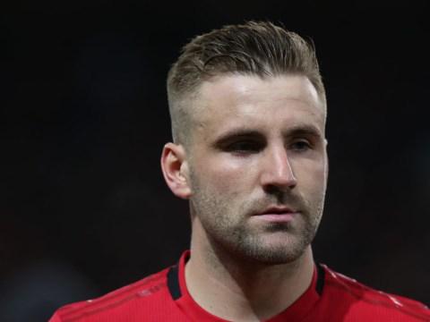 Paul Scholes questions 'dedication' of Man Utd defender Luke Shaw