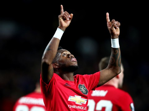 Fred explains how Michael Carrick saved his Manchester United career