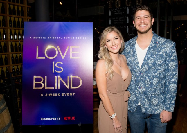 Amber Pike and Matt Barnett got married on Love Is Blind