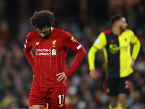 Arsenal send class message to Liverpool after Jurgen Klopp's side FINALLY lose