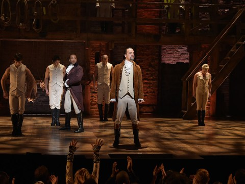 Hamilton is coming to a cinema near you – with the original cast