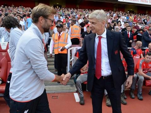 Arsene Wenger backs Liverpool to beat his Arsenal team's unbeaten Premier League run