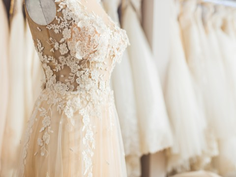 Coronavirus might be the reason you can't find a wedding dress