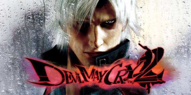 Devil May Cry 2 key art